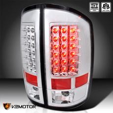 Dodge, Tail, led, lights