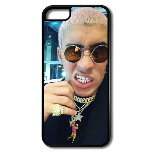 timeless design 3ce5e 024fd Bad Bunny Funny Cell Phone Case Cover for Iphone5 5s,iphone 6,Iphone 7  Plus,Iphone 8,phone X,Samsung Galaxy S Series/S6 Edge/S8 Plue/S9/S9 Plue ...
