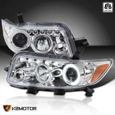 led, projector, chrome, Auto Accessories