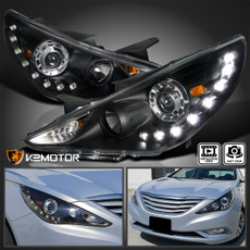 Running, led, projector, Auto Accessories