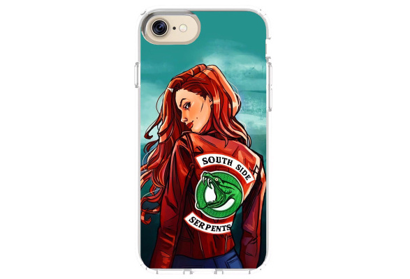 coque iphone 7 riverdale cheryl