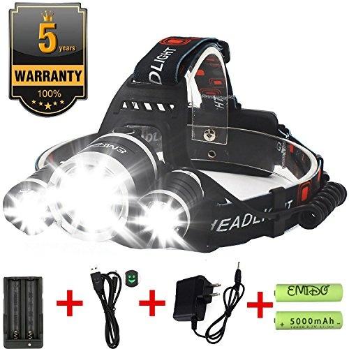 18 LED 4 Mode HeadLamp Head Light Torch Lamp Flashlight Hiking Camping Fishing