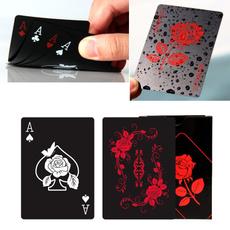 Poker, Flowers, Magic, Waterproof
