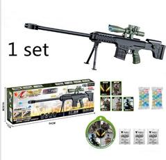1//6 5PCS BattleField Sniper rifle gun TAC-50 MK14 DSR PSG-1 SVD Modern Warfare