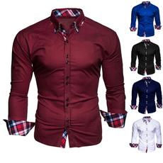Shirts & Tops, Men, Shirt, Cowboy