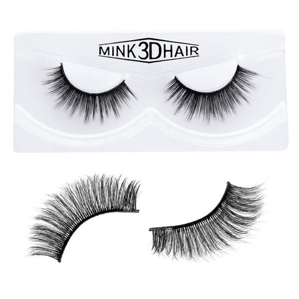 8e0529b89a5 Wish | False Mink Lashes Volume Eyelash Extensions 3d wimpers ...