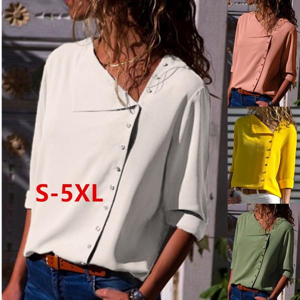 blouse, shirtsforwomen, Fashion, blousesplussize