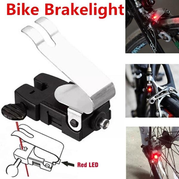 Cycling Accessories Led Bike Mountain Bicycle Bike Brake Light  Brake Light