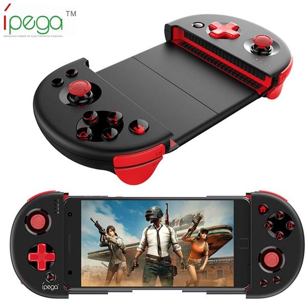 EastVita PG-9087 Bluetooth Android Gamepad Wireless Gamepad PC Joypad Game  Controller Joystick for PUBG Mobile Gaming