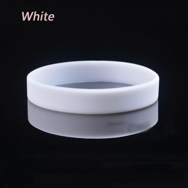 1 Pcs Sports Hand Fashion Ring Basketball Silicone Bracelet Wristband