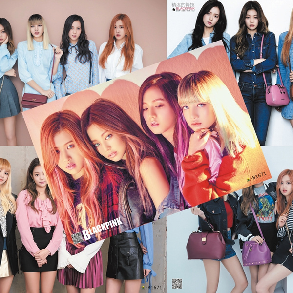 Blackpink Poster Hd