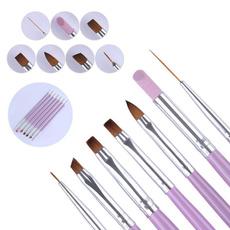 nailbrushset, Beauty, nailartbrushe, nailartbrushset