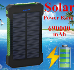 travelnbspsolarampampnbspcharger, Smartphones, usb, Waterproof