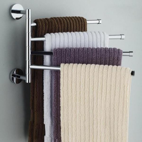 Steel, Bathroom, Bathroom Accessories, Towels