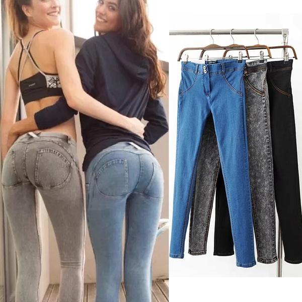 jeans butt ladies
