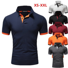 Summer, Fashion, Polo Shirts, Shirt