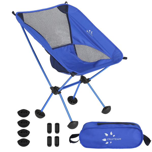 Outstanding Yizi Go Portable Camping Chair With Adjustable Height Compact Ultralight Folding Backpacking Chairs In A Carry Bag Heavy Duty 300 Lb Capacity For Unemploymentrelief Wooden Chair Designs For Living Room Unemploymentrelieforg