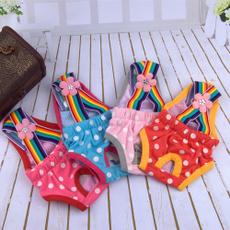rainbow, petunderwear, puppypant, petaccessorie