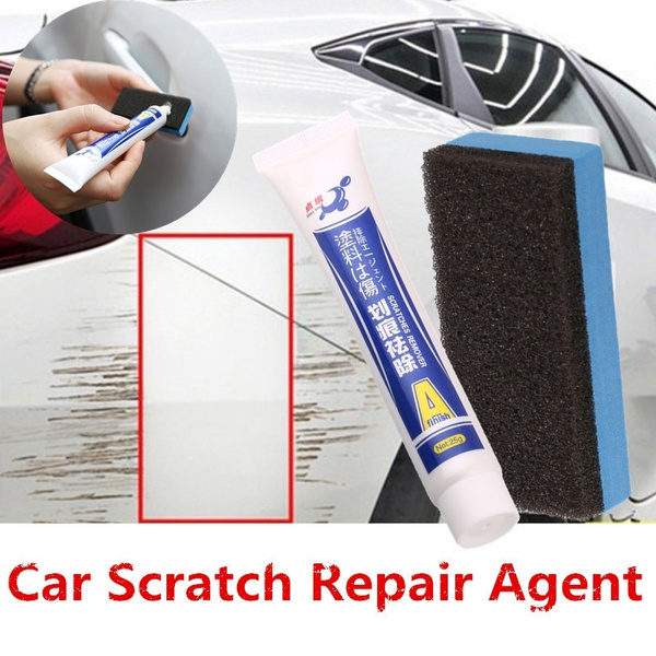 15g/25g Car Scratch Repair Agent Repair Wax Strong Decontamination Wax  Paint Scratches Remover Scratch Remover
