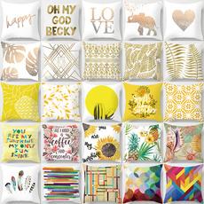 Home Decor, printedpillowcase, homeampliving, Throw Pillow case