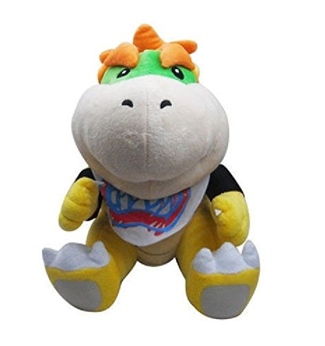 "Soft Stuffed Plush Toy 7/"" Bowser Jr"