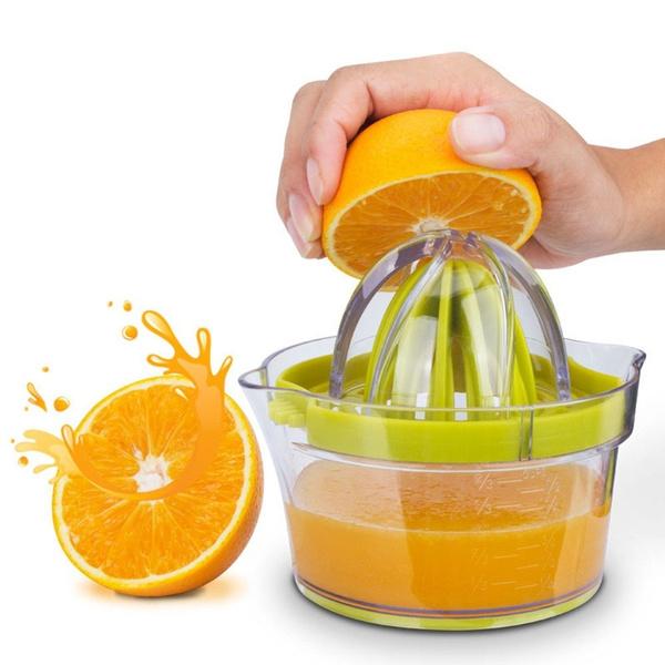 Blue Manual Juicer Citrus Lemon Orange Hand Squeezer Hand Juicer ...