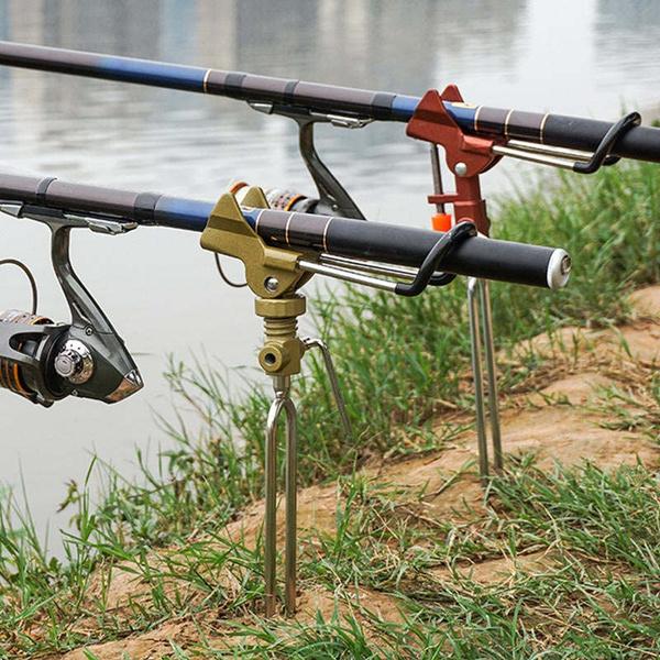 adjustablefishingrod, fishingrodholder, Ground, rodsupport