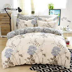 Flowers, Cotton, purecottonbedding, Home & Living