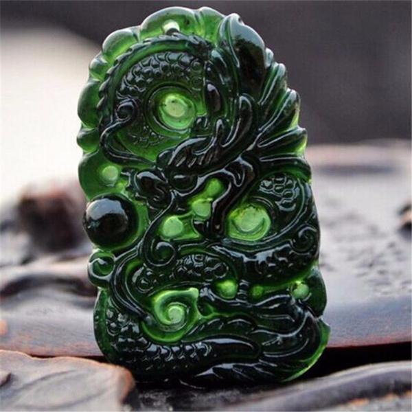 amuletgift, Jewelry, Chinese, jade