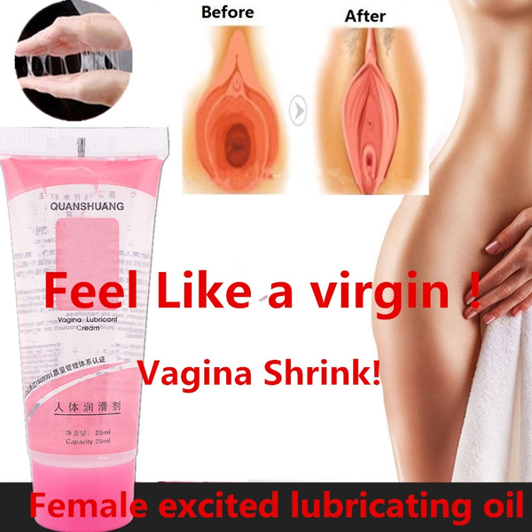 Think, what do a virgin vagina look like about