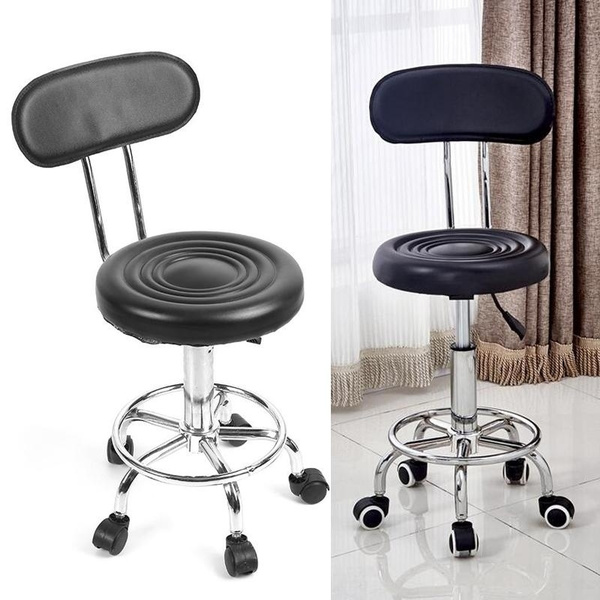 Enjoyable Adjustable Salon Hairdressing Styling Barber Chair Swivel Stool Massage Beauty Tattoo Studio Pabps2019 Chair Design Images Pabps2019Com