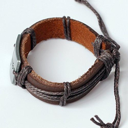 Men S Leather Bracelet Women