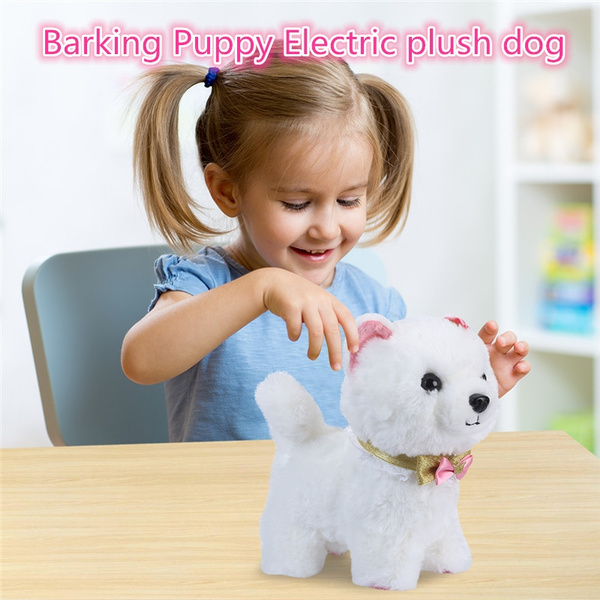Barking Puppy Dog Toy Pet Electric
