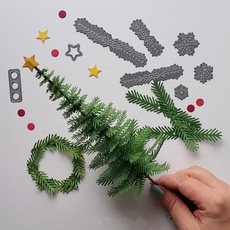 diarydecoration, christmascuttingdie, Scrapbooking, Christmas