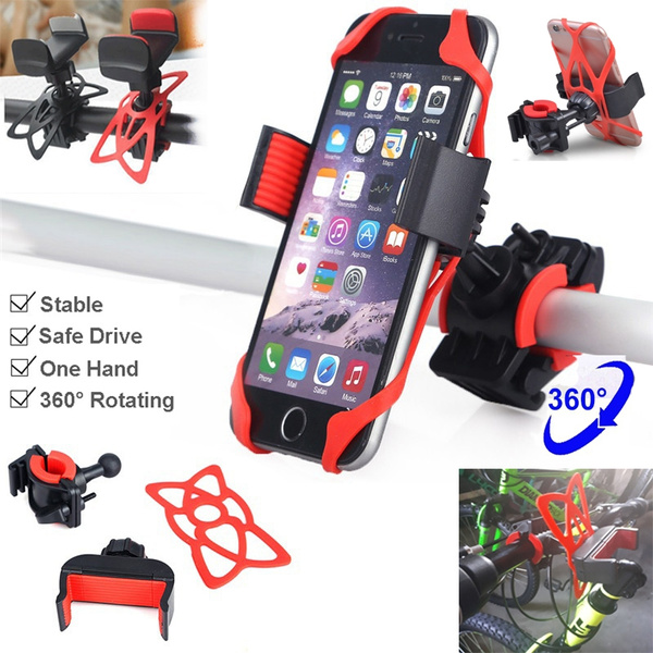 Bicycle, phone holder, Sport & buitenleven, Silicone