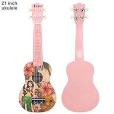 pink, sopranoukelele, diyukulele, ukulele