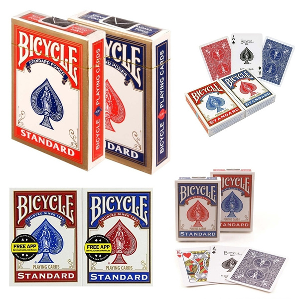 New Bicycle Playing Cards Standard Index poker Magic Playing Cards