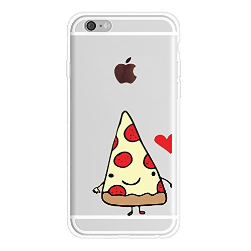 best service 20fef be280 1 iPhone 6(6s) Case Husband Wife Anniversary Gift Couple Matching Stuff  iPhone Cases-BFF Best Friends Pizza and Beer Rubber Soft iPhone 6s, 6 ...