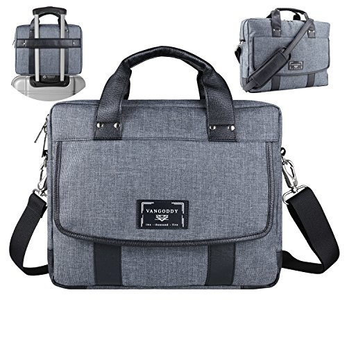 11-12 5 Inch Laptop Shoulder Messenger Bag Briefcase Sleeve Backpack for  2-in-1 Ultrabook MacBook Air Chromebook Notebook Acer Asus Dell HP Lenovo