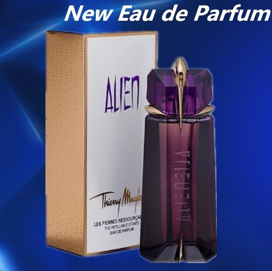Womens Perfume Alien Perfume Elegant Cologne Fragrance Amber Aroma