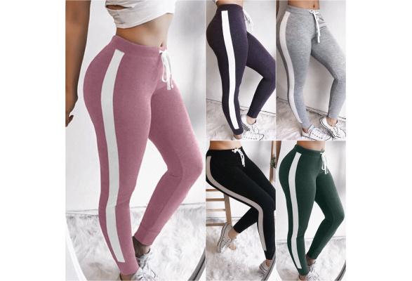 Sexy Ladies High Waist Sports Legging Slim Fit Tights Sports Pants
