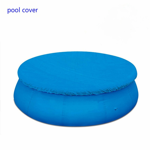 Round Swimming Pool Cover Roller Fit 8/10/12 Feet Diameter Family Garden  Pools Swimming Pool Accessories Pool Cover