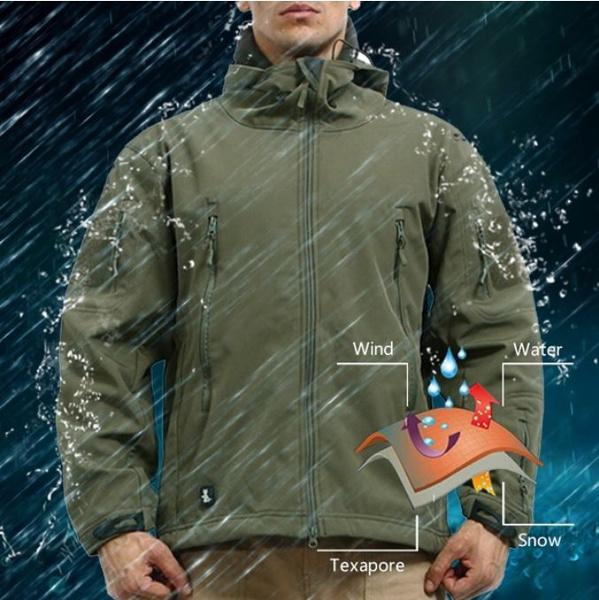 outdoorjacket, Outdoor, camping, Waterproof
