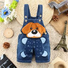 Boy, Shorts, kids clothes, animal print