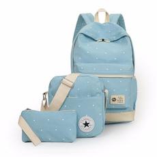 Bolsos al hombro, Escuela, Moda, Casual bag