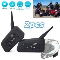 helmetintercom, Headset, bluetoothintercom, Helmet