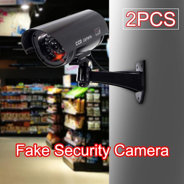 Factice Fausse Surveillance Sécurité CCTV Caméra