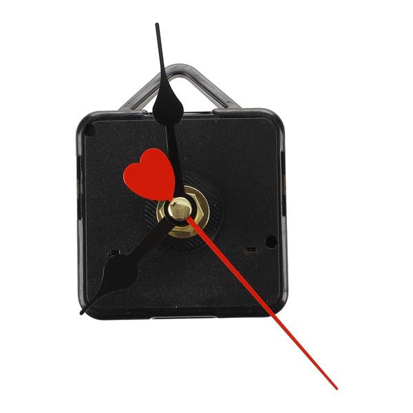 Mouvement Mecanisme Horloge a Quartz 3 Aiguille Noir DIY Reparation