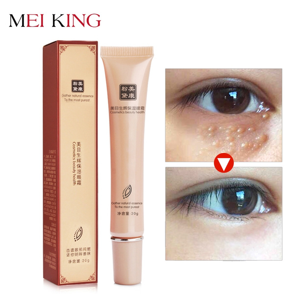 New Arrival Hyaluronic Acid Fat Granules Removal Eye Cream Remove