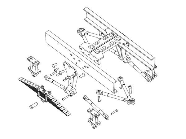 Rc Truck Axle Diagrams